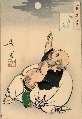 Finger-moon-hotei