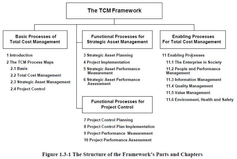 TCM Structure