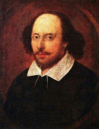 Shakespere Portriat