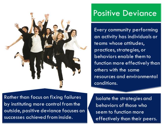 Positive Devience