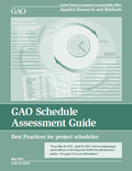 GAO Scheduling Guide