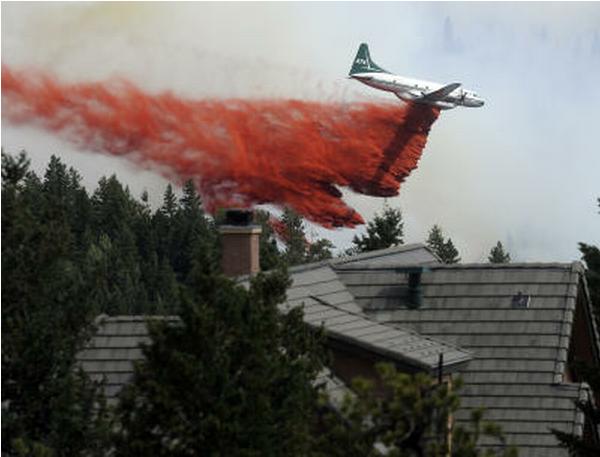 Boulder Flastaff Fire