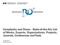 Complexity and Chaos Conference