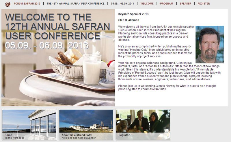 Safran Norway