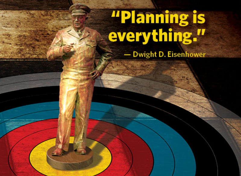 Planning is Everything