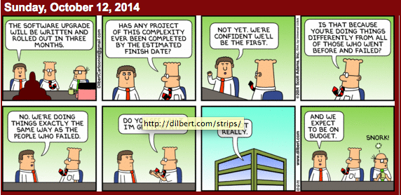 Herding Cats Managing Your Project With Dilbert Advice Not