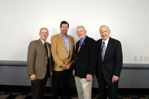Gene Kranz Glen Kevin and Lovell