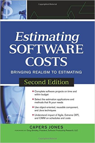 Estimating SW Costs