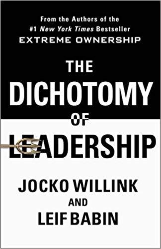 Dichotomy of Leadership