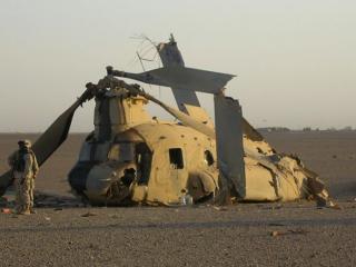 CH-47 Crash