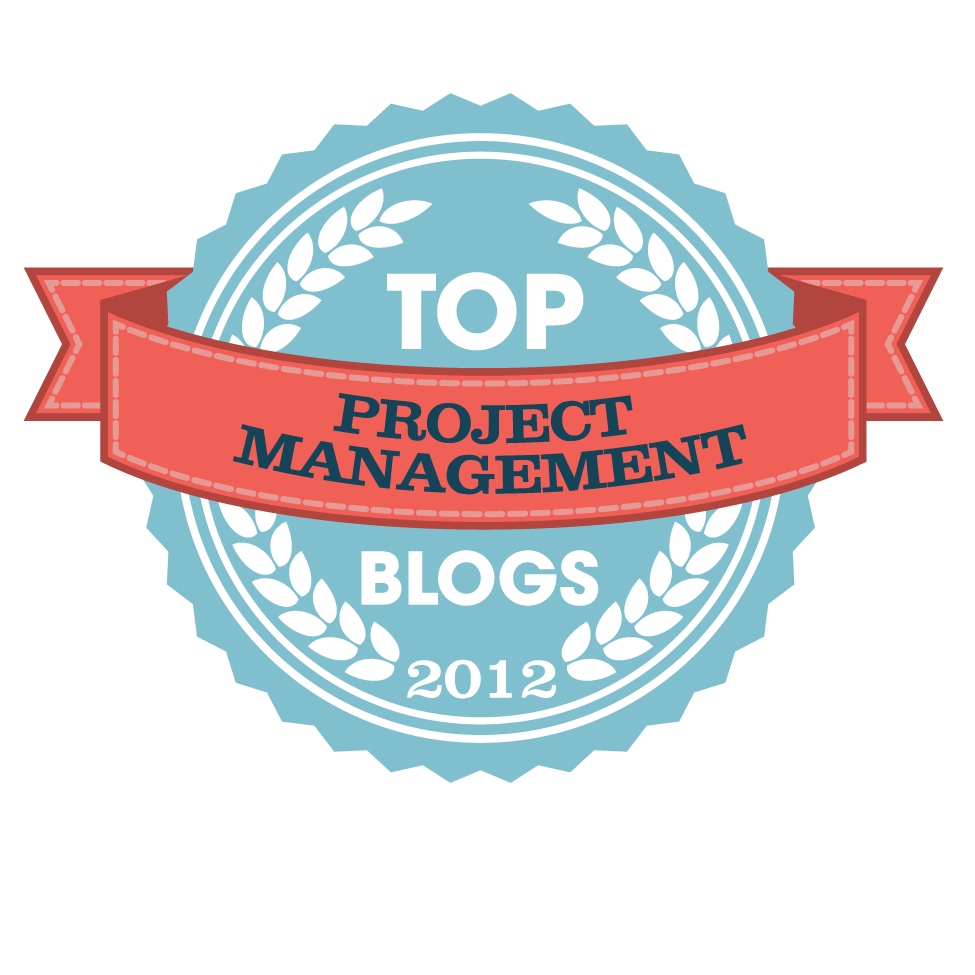 Best Project Blogs of 2012